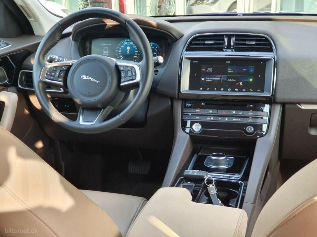 Jaguar F-Pace 2,0 D240 Prestige aut. AWD 2018
