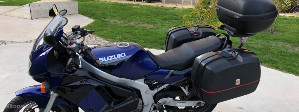 Suzuki GS 500 500E 1998