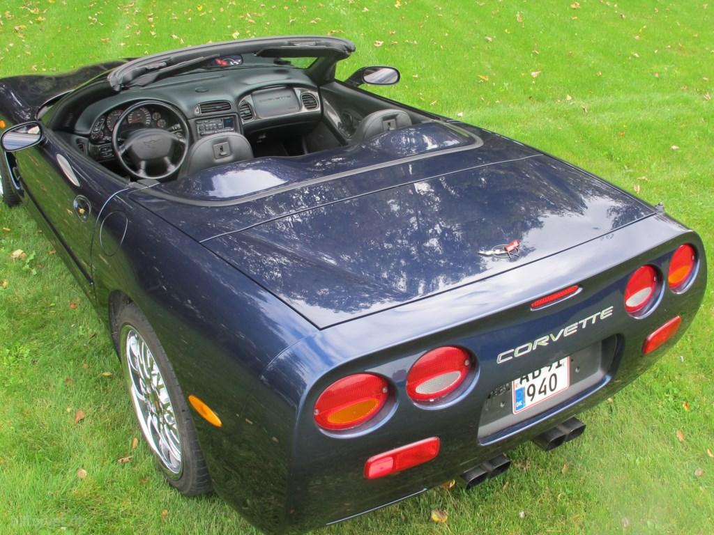 Chevrolet Corvette 5,7 344HK 2d Aut. 1999