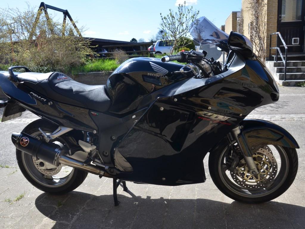 Honda CBR 1100 2002