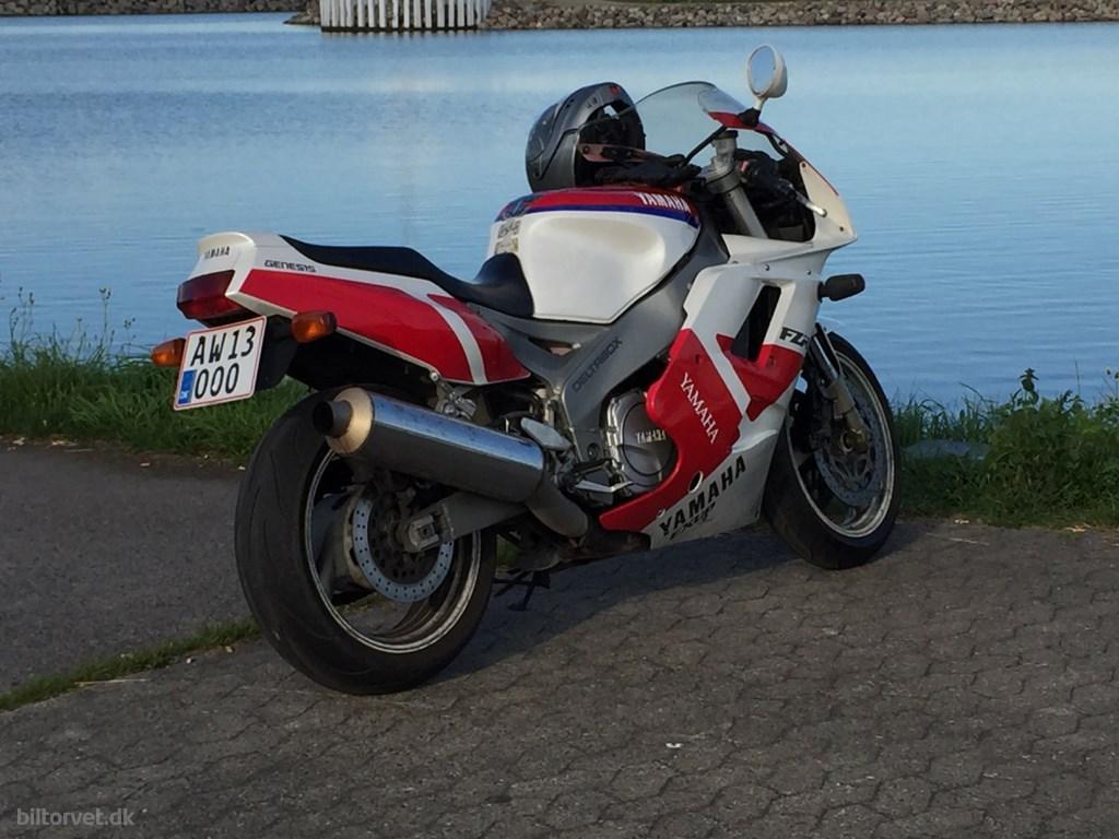 Yamaha FZR 1000 CCM 1991