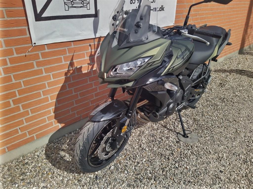Kawasaki Versys 650 Kæde 2020