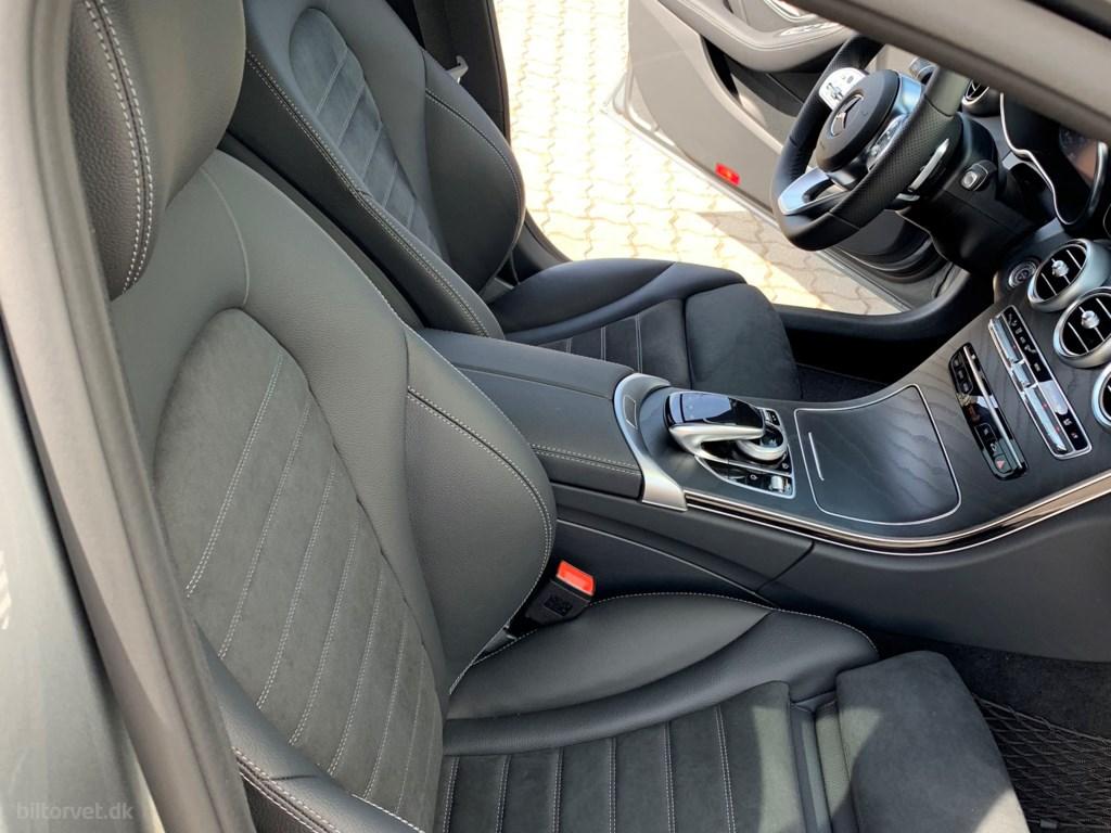 Mercedes-Benz C300 T 2,0 9G-Tronic 258HK Stc 9g Aut. 2019