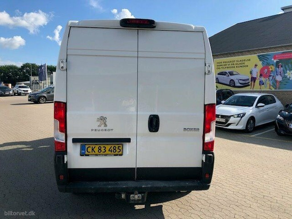 Peugeot Boxer 335 2,0 BlueHDi 163 L3H2 Ultimate 2019