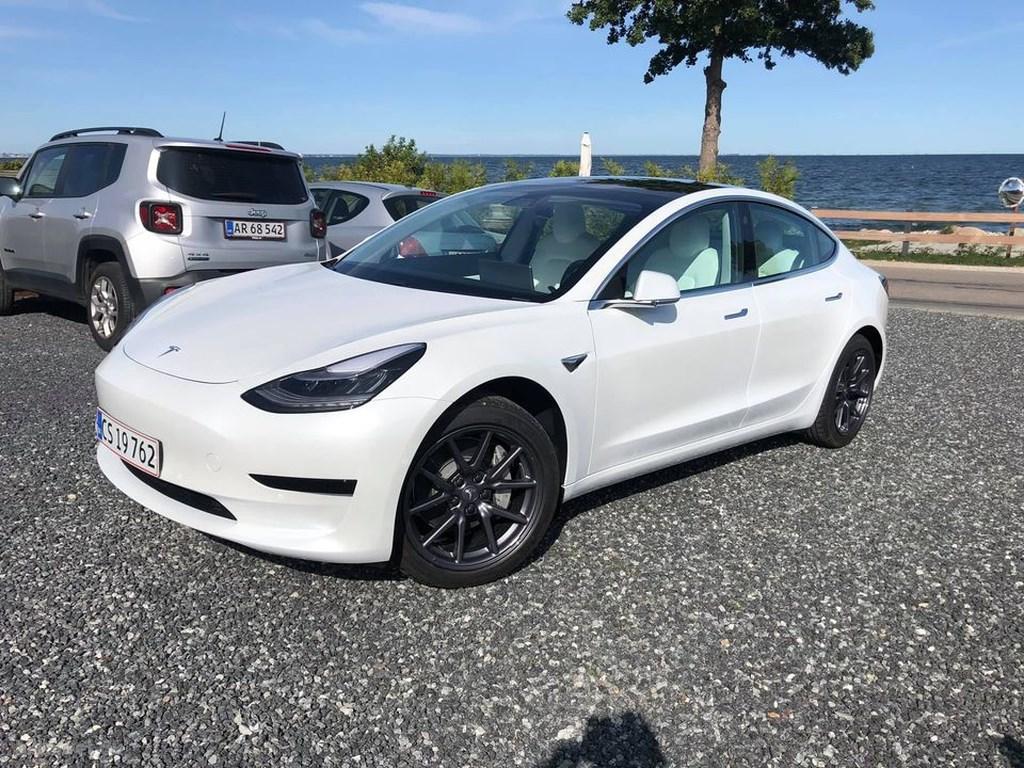 Tesla Model 3 el EL Standard Range Plus 258HK Trinl. Gear 2020