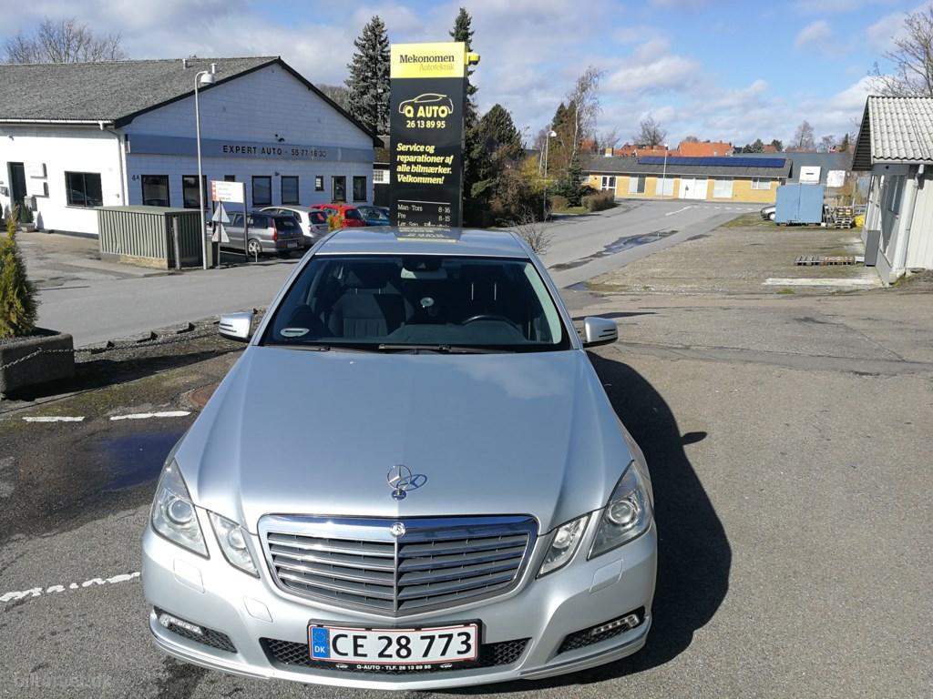 Mercedes-Benz E 250 2,2 CDI BlueEfficiency 204HK Aut. 2009