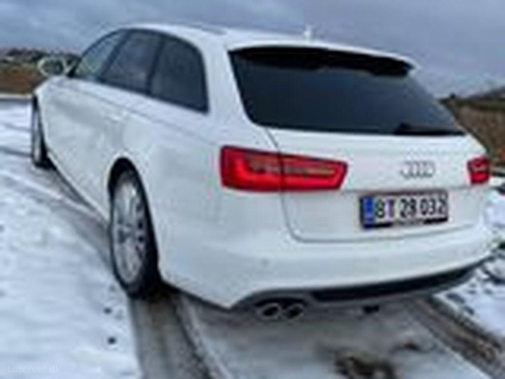 Audi A6 Avant 2,0 TDI Multitr. 177HK Stc 8g Trinl. Gear 2014