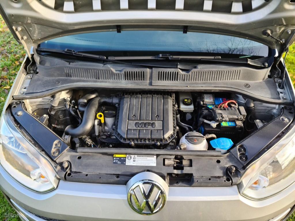 VW up 1,0 BMT Life 60HK 5d 2014