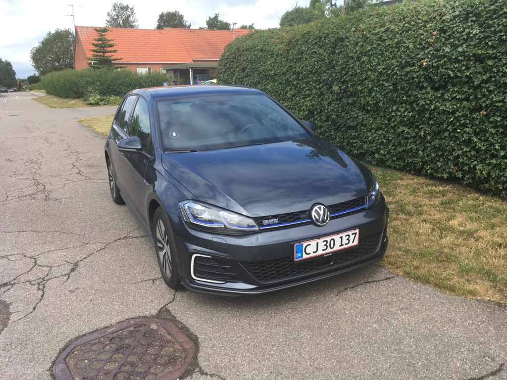 VW Golf 1,4 TSI GTE DSG 204HK 5d 6g Aut. 2018