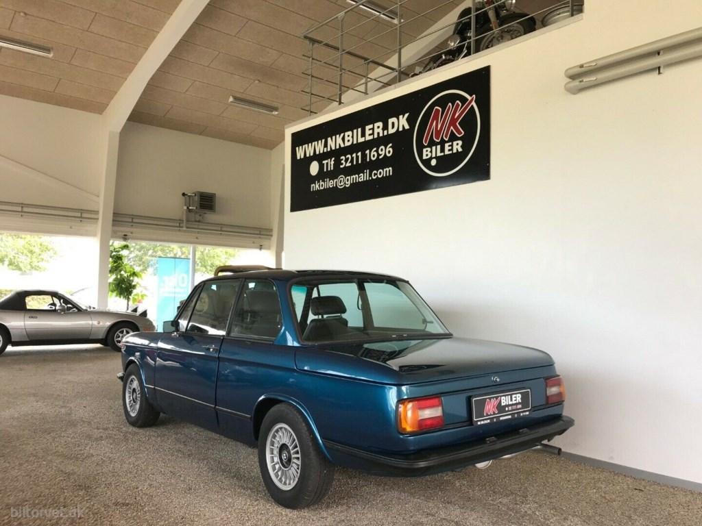 BMW 1502 2,0 1977
