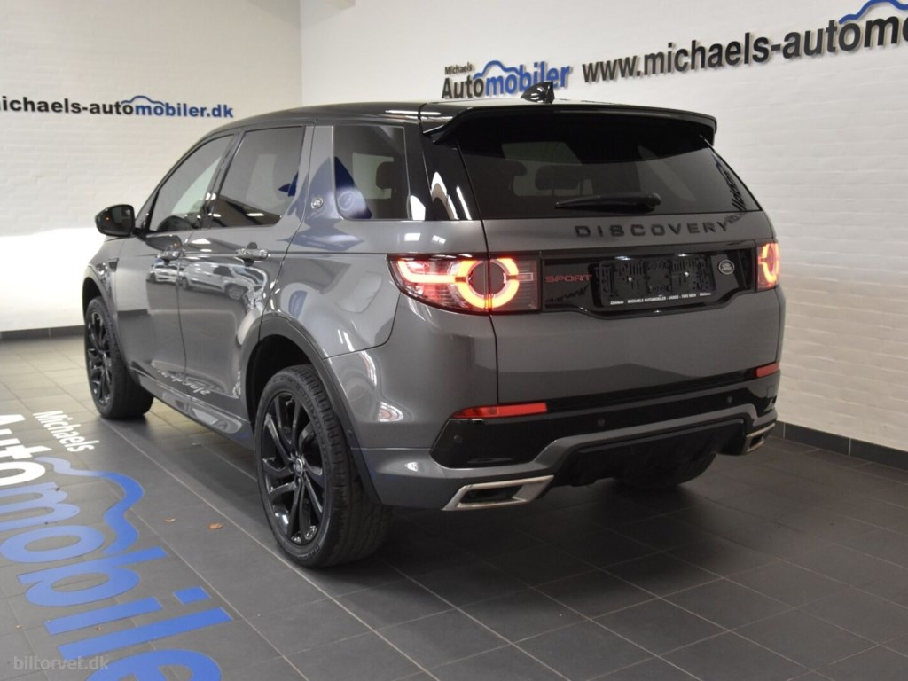 Land Rover Discovery Sport 2,0 TD4 180 HSE Luxury aut. 2017