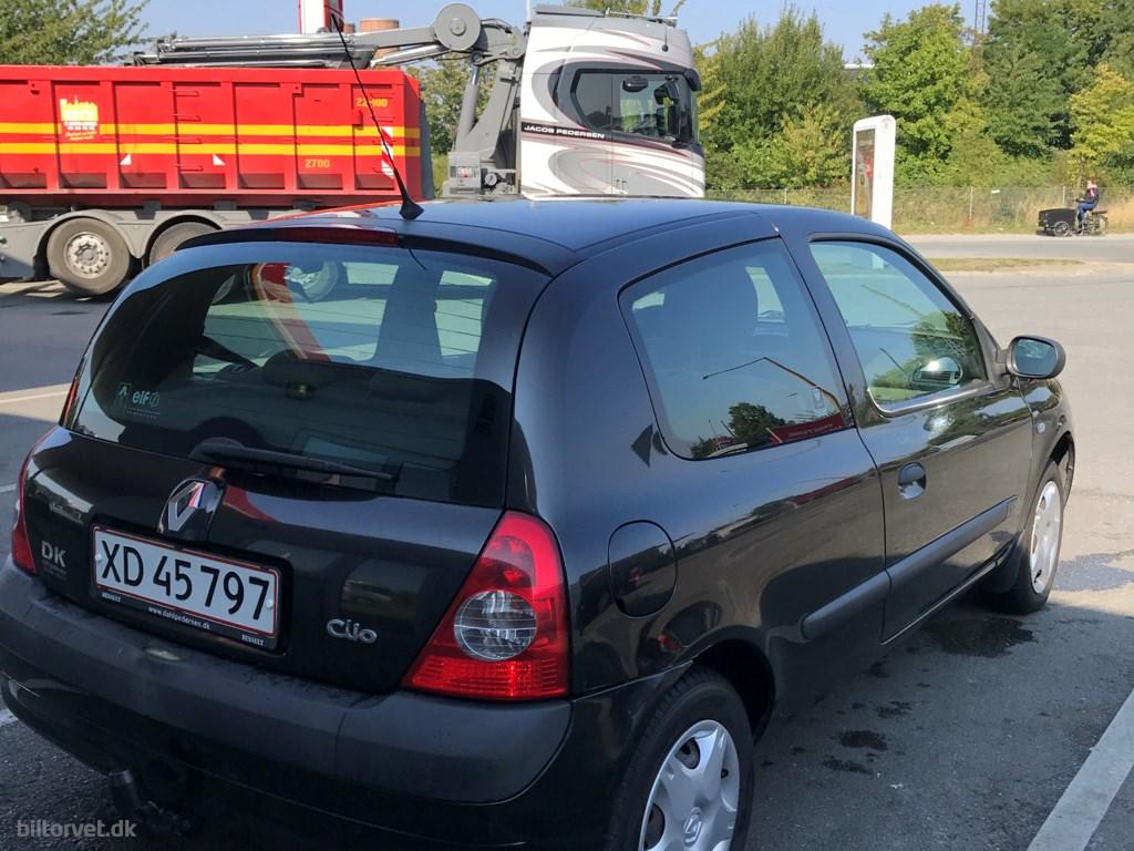 Renault Clio Easy 1,2 60HK 3d 2004
