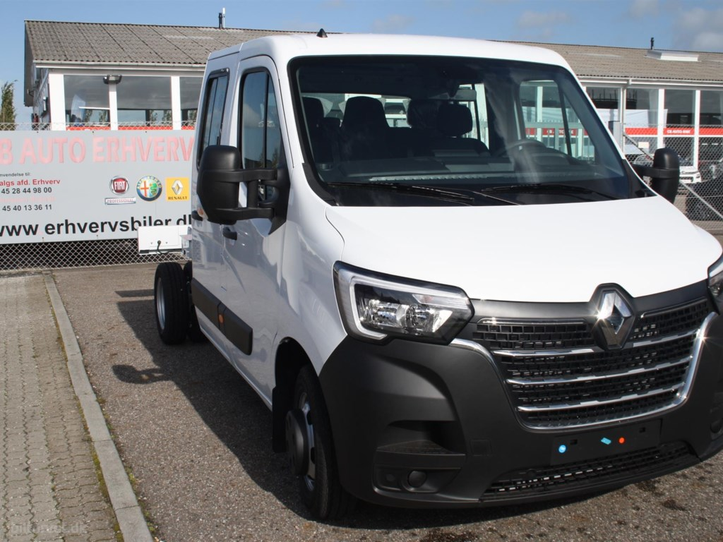 Renault Master T35 L3 2.3 dCi 165 RWD TWIN 2019