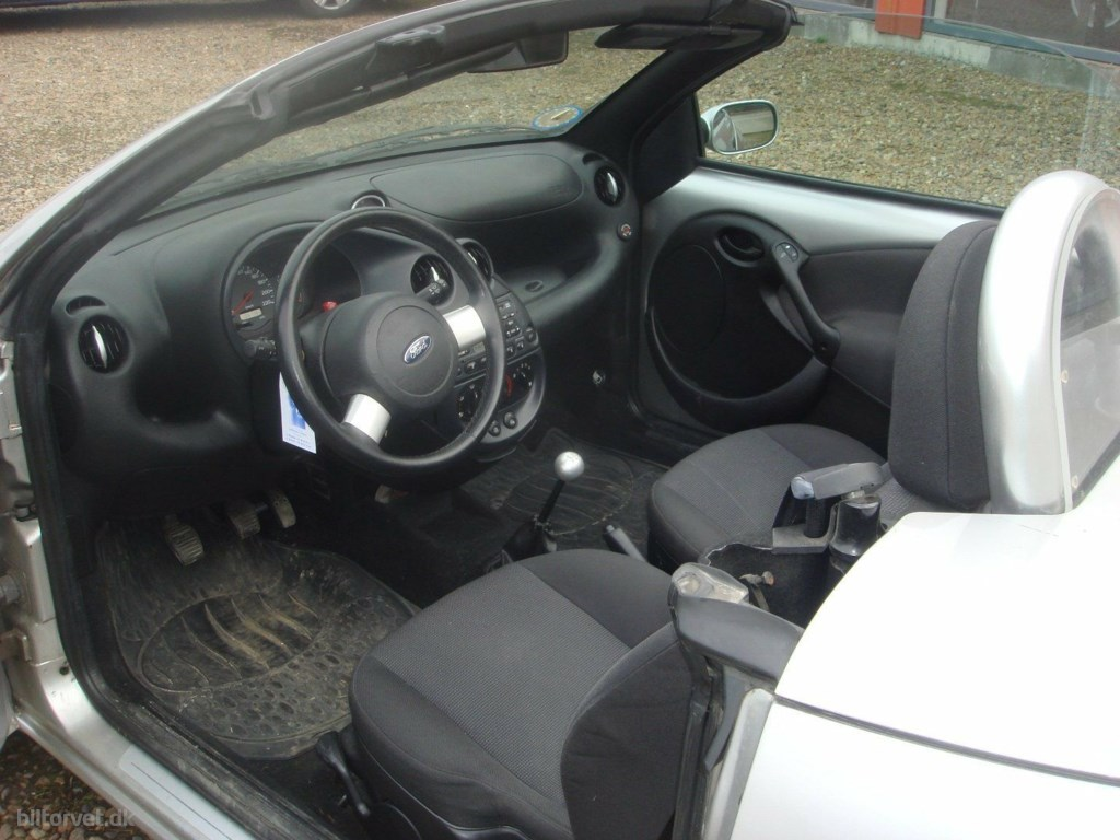Ford Ka 1,6 StreetKa 2004