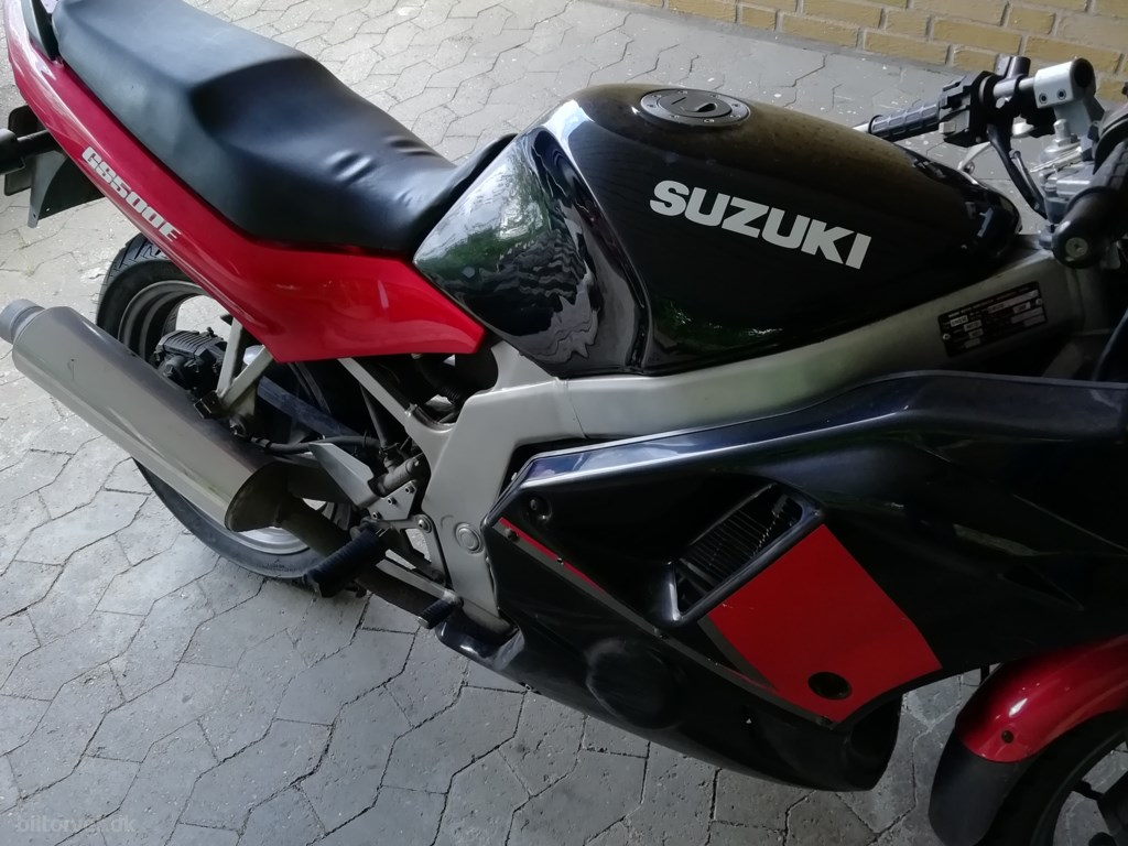 Suzuki GS 500 500E 1994