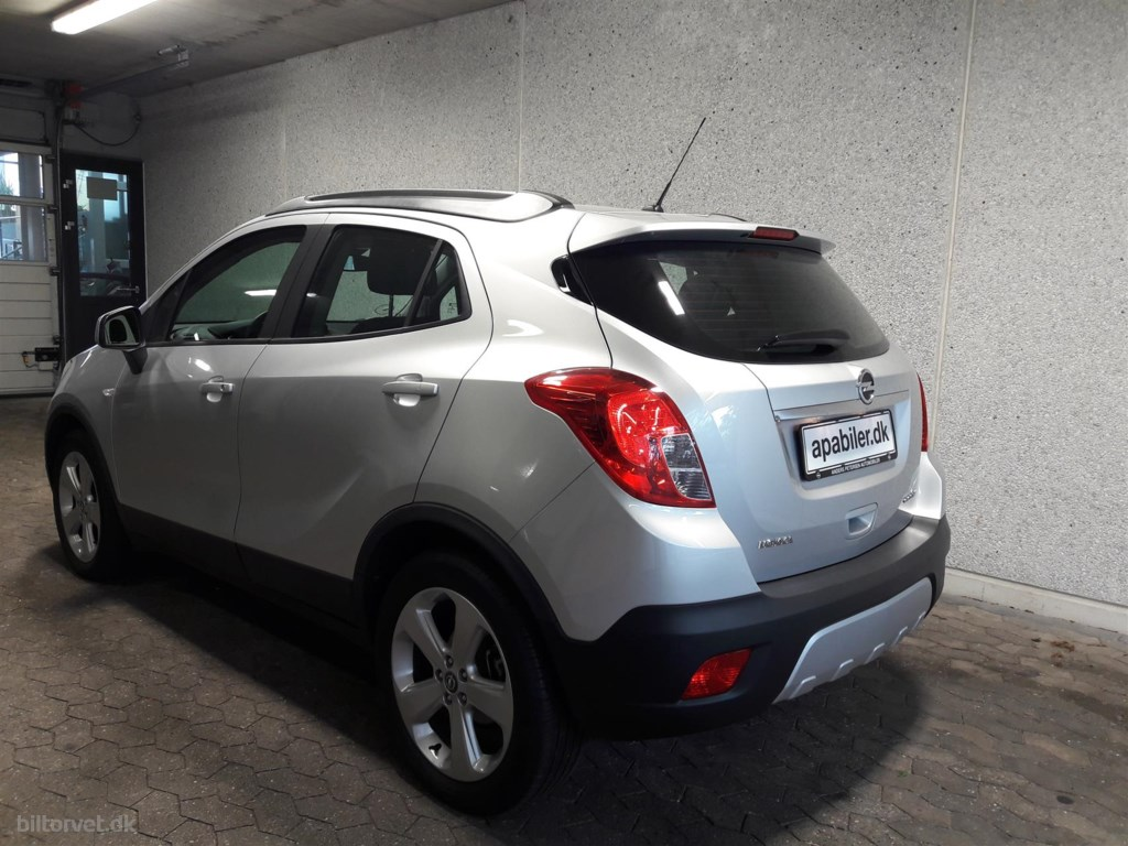 Opel Mokka 1,7 CDTI Enjoy Start/Stop 130HK 5d 6g 2014
