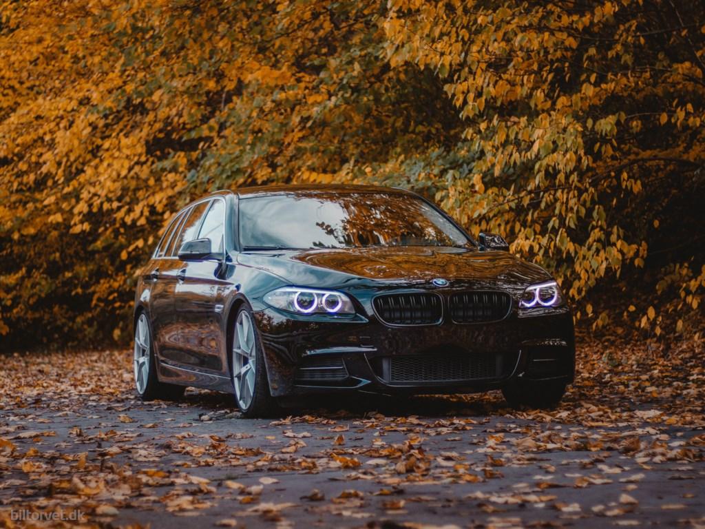 BMW 530d Touring 3,0 D 258HK Van 8g Aut. 2014