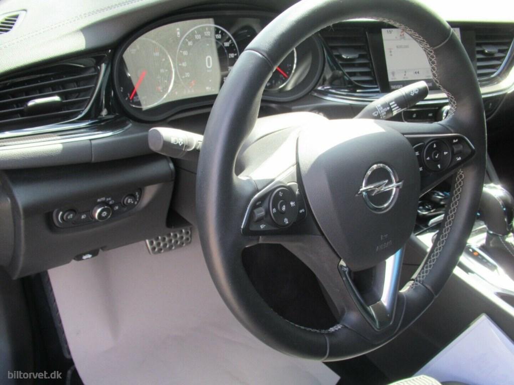Opel Insignia 1,5 T 165 Dynamic GS aut. 2018