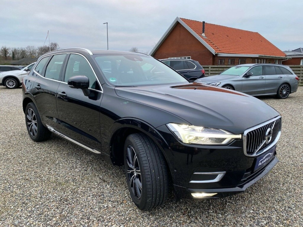 Volvo XC60 2,0 D5 235 Inscription aut. AWD 2017