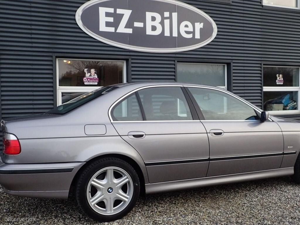 BMW 520i 2,0 aut. 1997