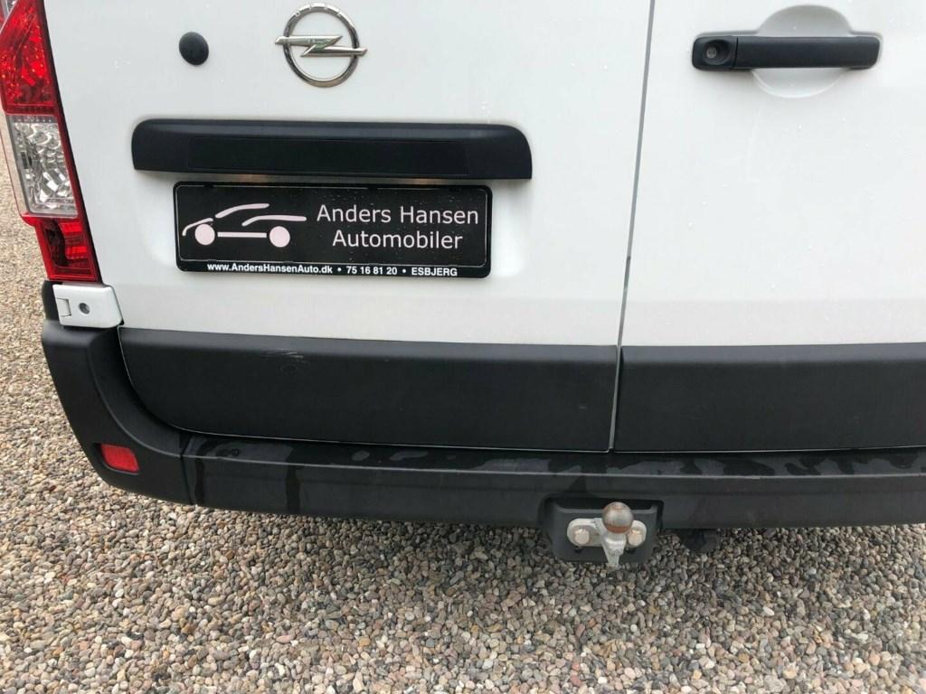 Opel Movano 2,3 CDTi 125 Van L3H2 2016