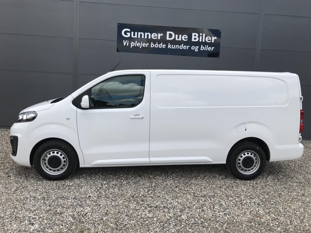 Opel Vivaro L3V2 2,0 D Enjoy AT8 177HK Van 8g Aut. 2020