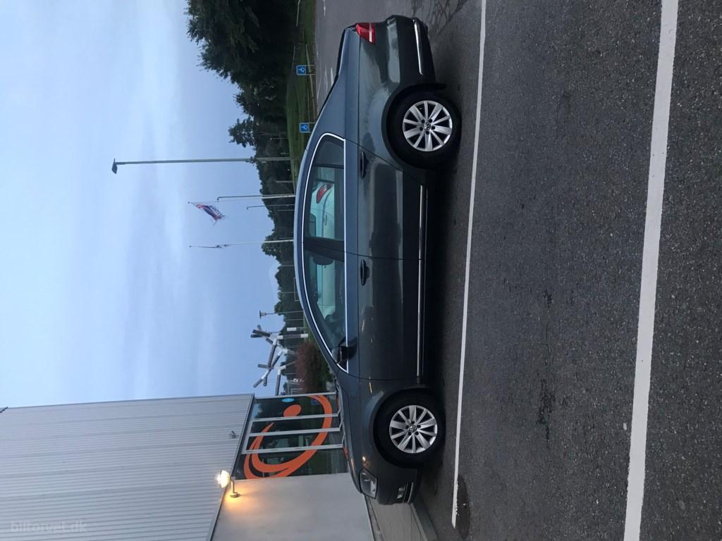VW Passat 2,0 blueMotion TDI Comfortline 140HK 6g 2011
