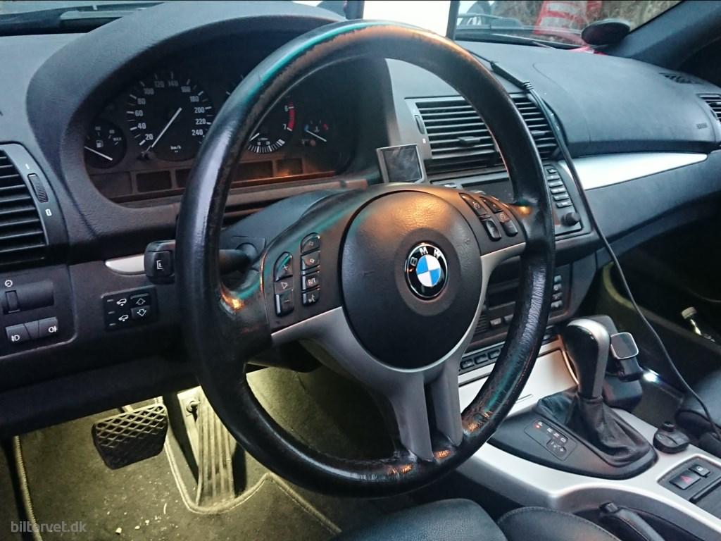 BMW X5 iS 4,6 4x4 347HK 5d Aut. 2003