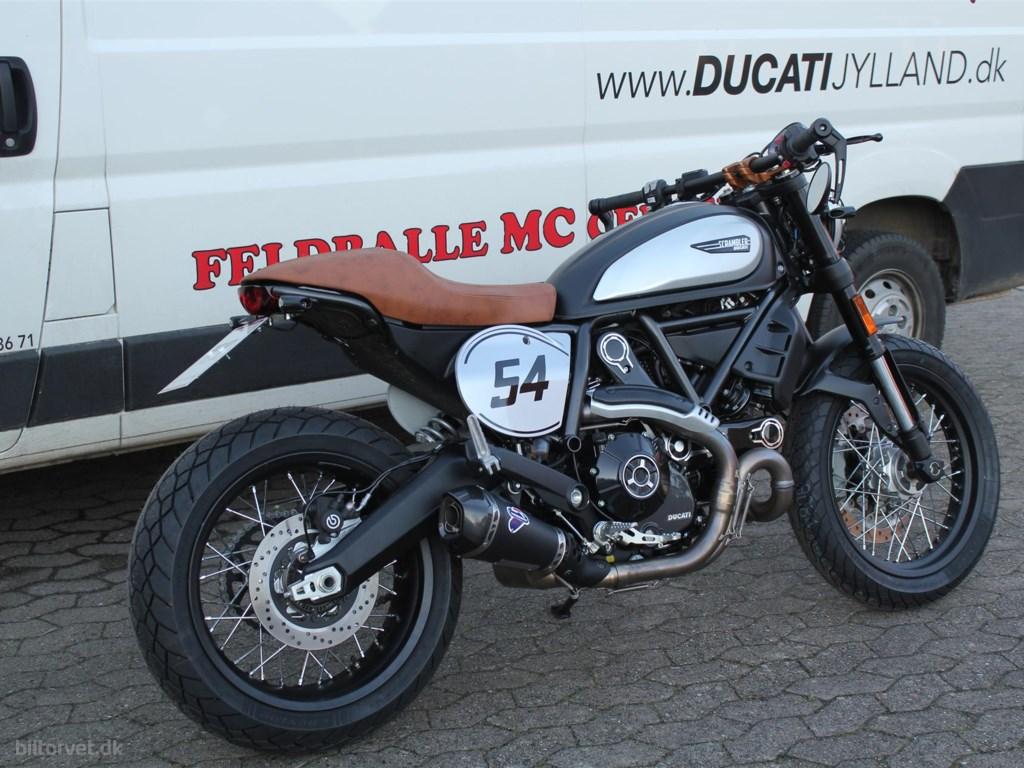 Ducati Scrambler Icon Glad Rasmussen Special 2020