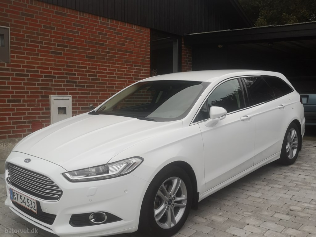 Ford Mondeo 1,5 EcoBoost Titanium 160HK Stc 6g 2017