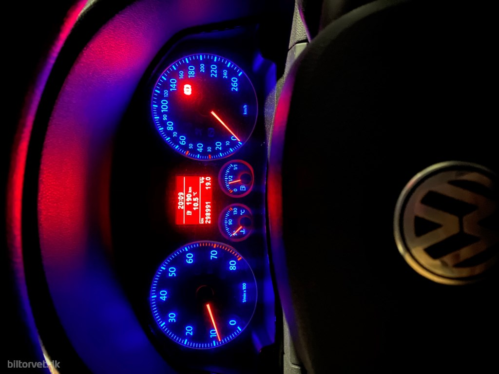VW Golf 1,6 16V FSI Comfortline 115HK 5d 6g 2005