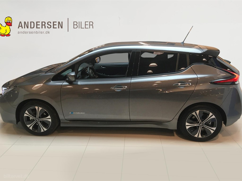 Nissan Leaf Tekna MY19.5 40 kWh Leather Ultrasuede 2020