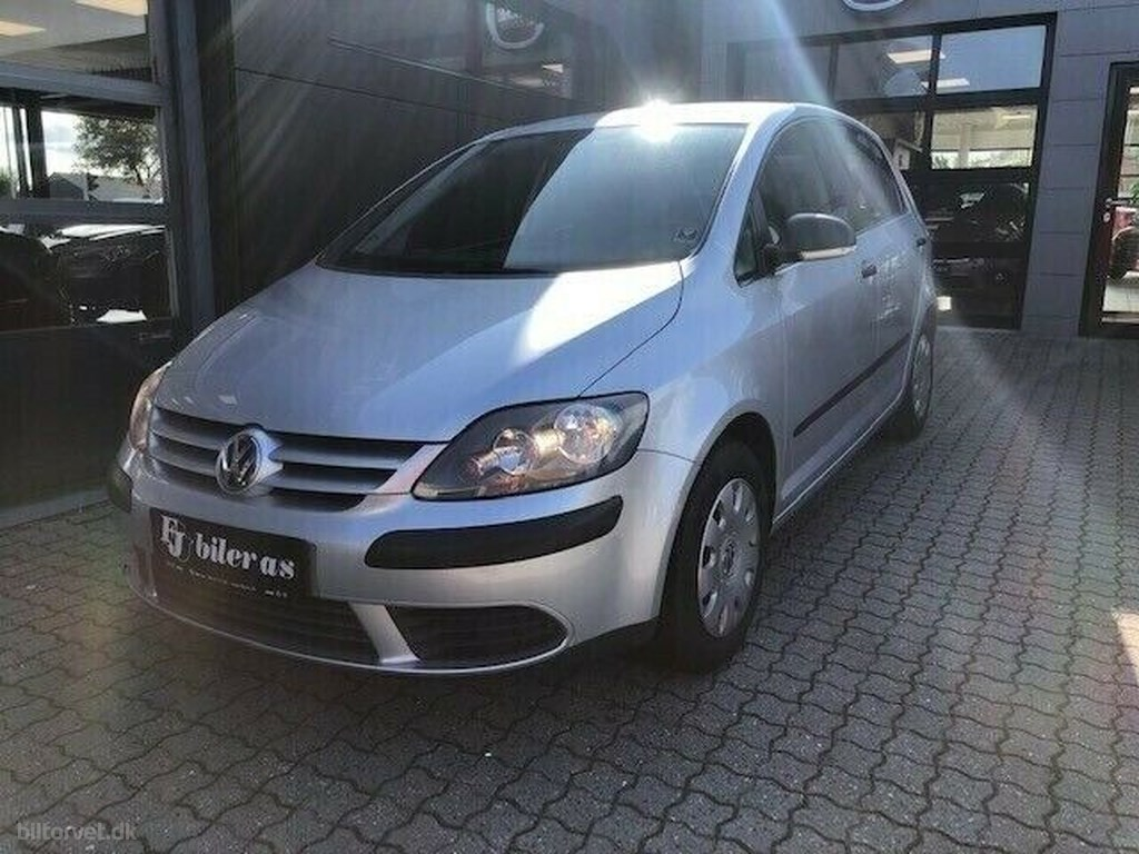 VW Golf Plus 1,9 TDi Trendline 2008