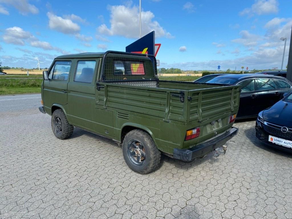 VW Transporter TD Pick-up 1989