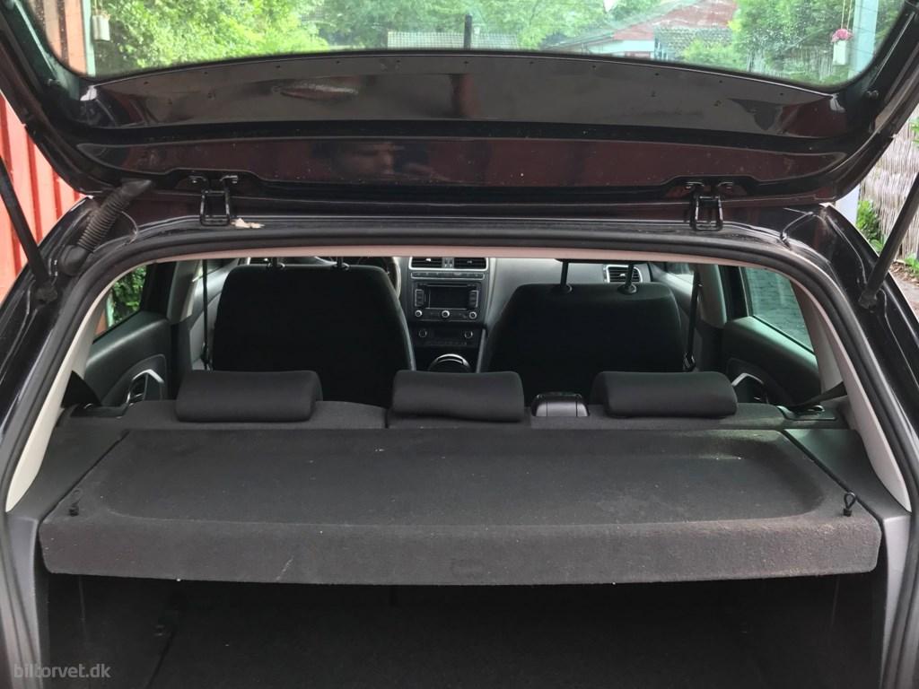 VW Polo 1,6 BlueMotion TDI DPF Comfortline 90HK 5d 2014