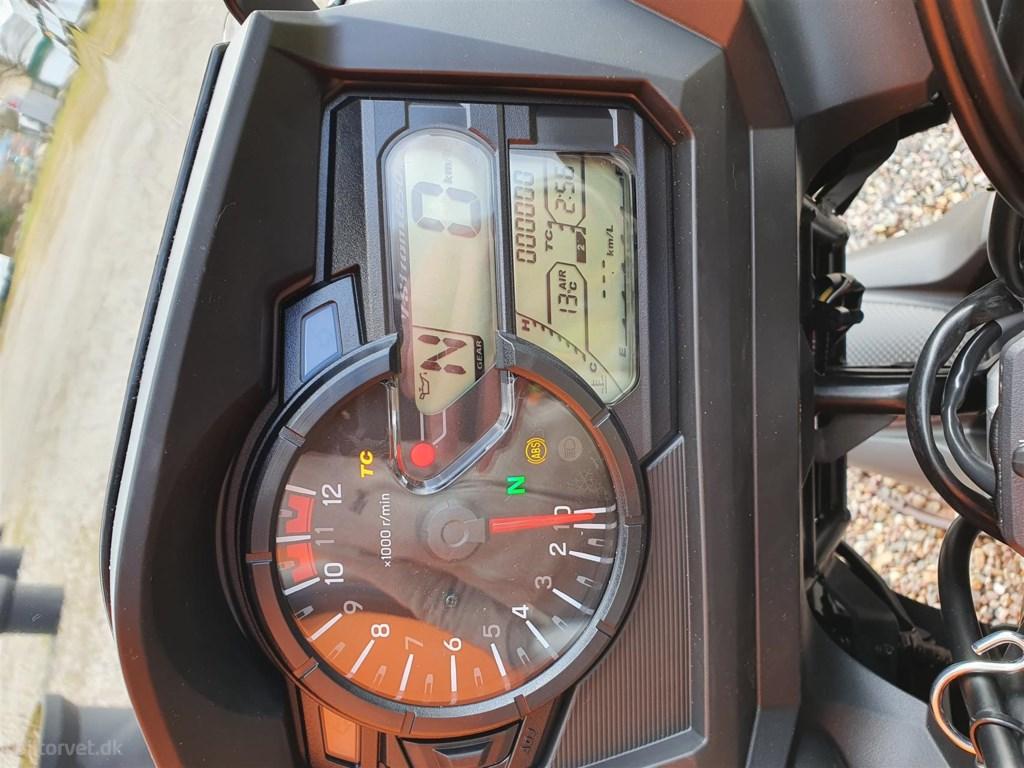 Suzuki DL 650 2020