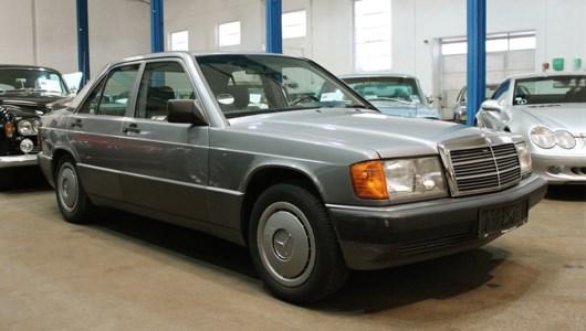 Mercedes-Benz 190 - Mange brugte og nye Mercedes-Benz 190 til salg på Biltorvet