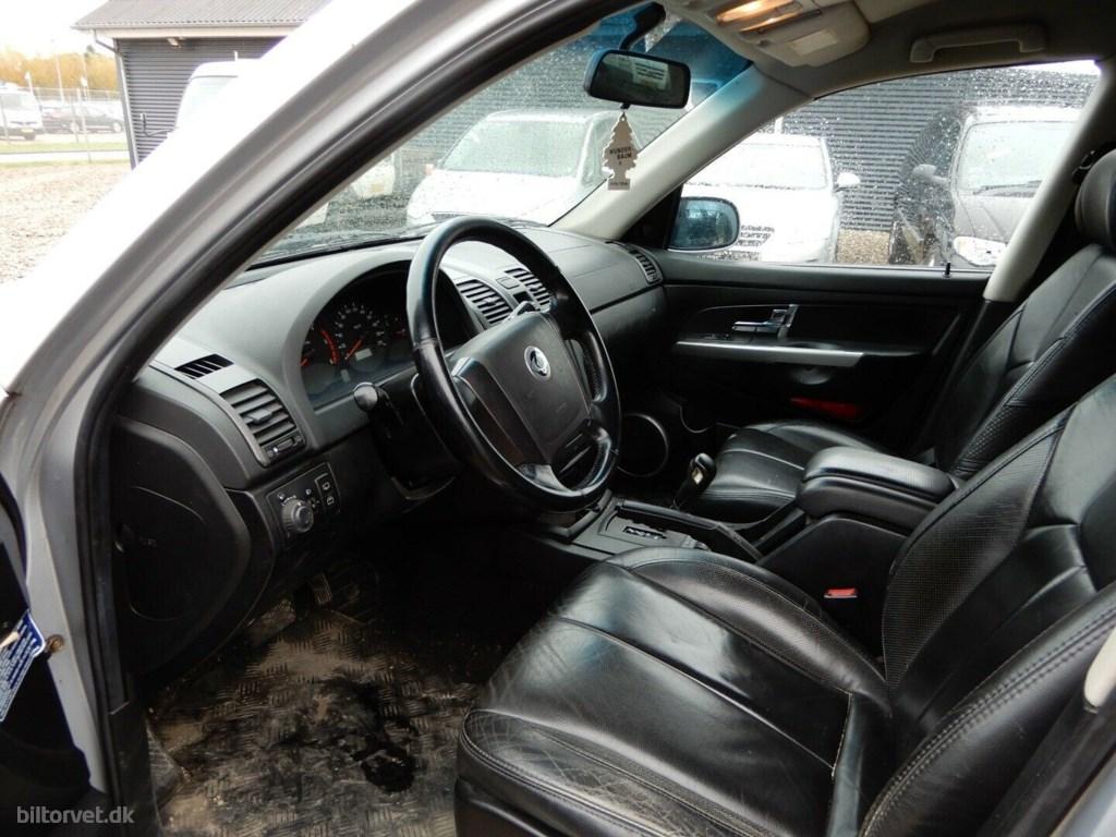 SsangYong Rexton 2,7 Xdi Spirit aut. Van 2006