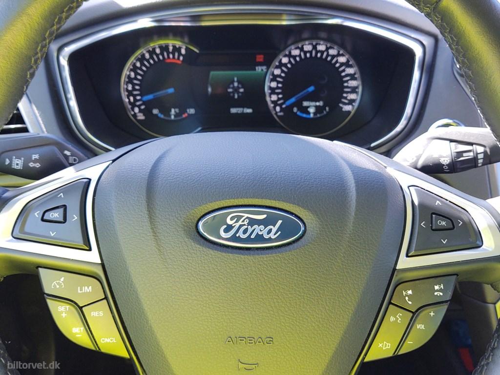 Ford Mondeo 1,5 EcoBoost Titanium 160HK Stc 6g 2016