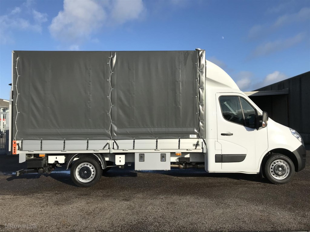 Renault Master T35 L3H1 2,3 DCI start/stop 170HK Ladv./Chas. 6g 2018