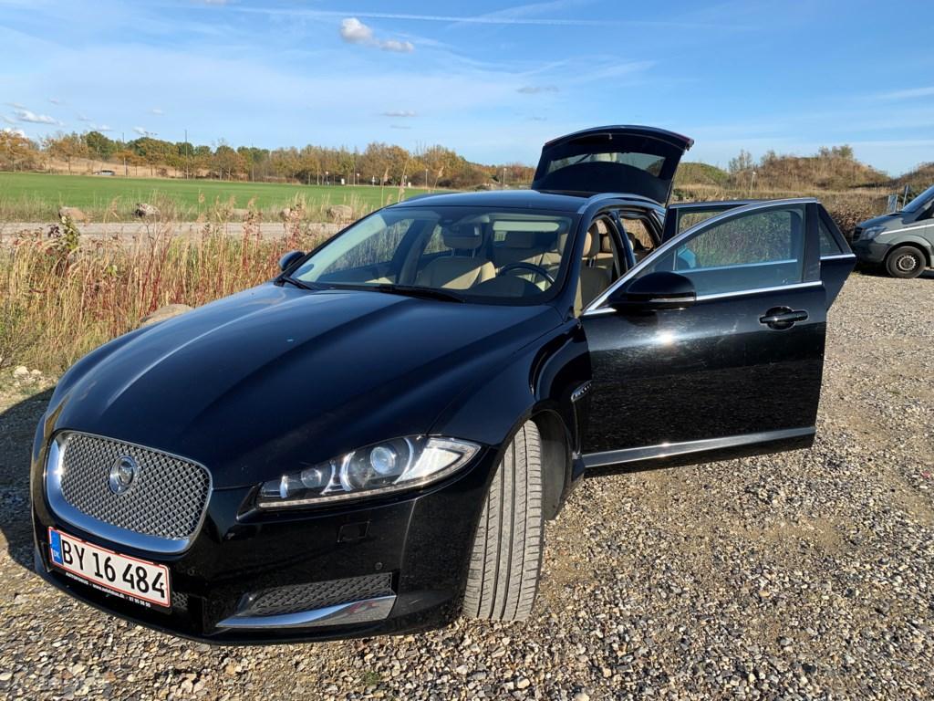 Jaguar XF 2,2 i4D Luxury 200HK 8g Aut. 2013