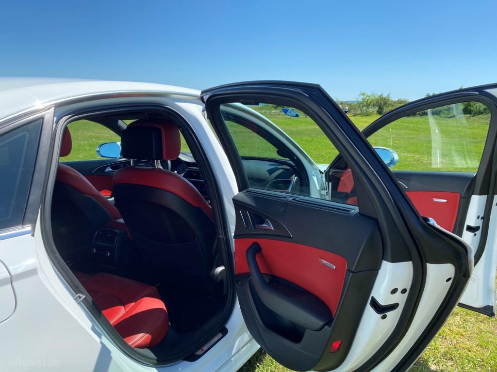 Audi S6 4,0 TFSI Quat S Tron 420HK 2014