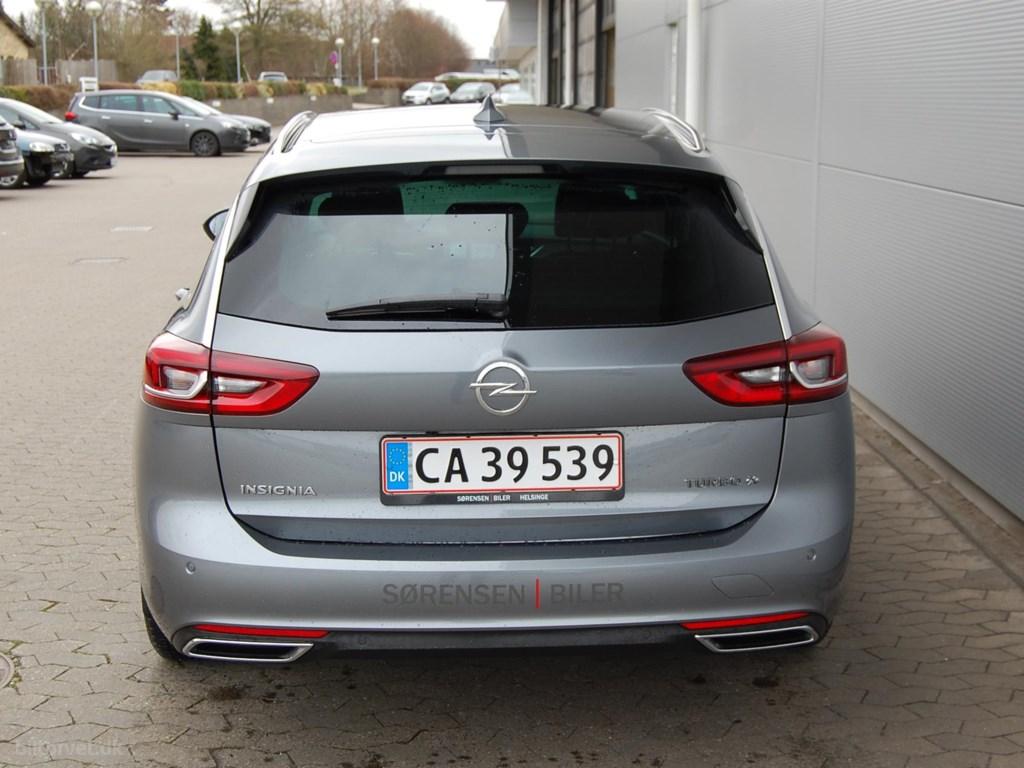 Opel Insignia Sports Tourer 2,0 Turbo Dynamic Start/Stop 260HK Stc 8g Aut. 2018