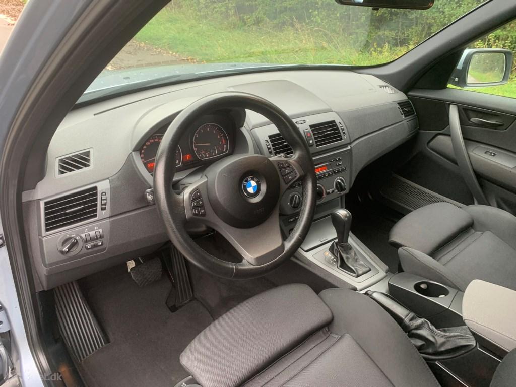 BMW X3 231HK Van 2004