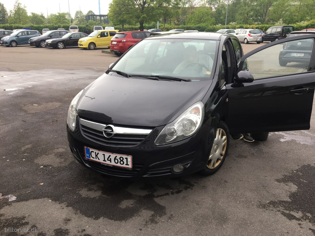 Opel Corsa 1,7 CDTI Sport 125HK 5d 6g 2008