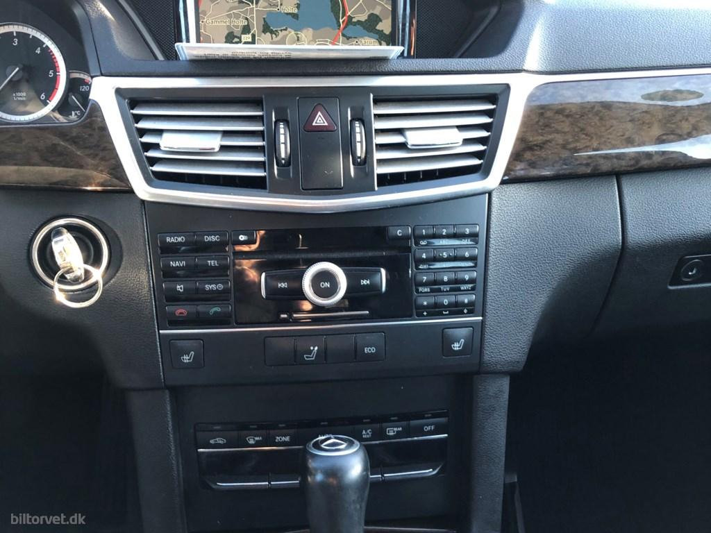 Mercedes-Benz E200 d T CDI BE Aut. 136HK Stc 2011