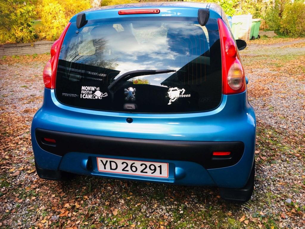 Peugeot 107 1,0 12V Urban 68HK 5d 2006