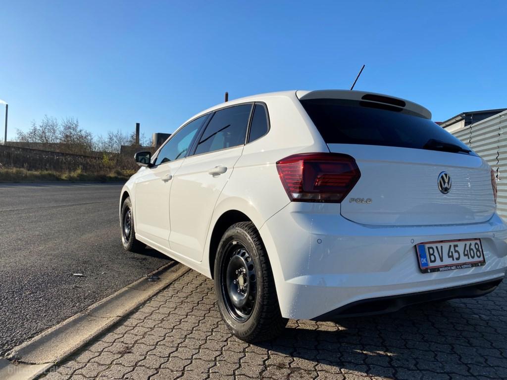 VW Polo 1,0 TSI Highline 115HK 5d 6g 2018