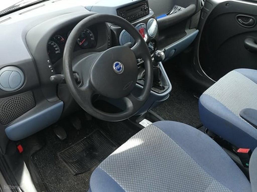 Fiat Doblò 1,3 JTD SX 69HK Van 2005