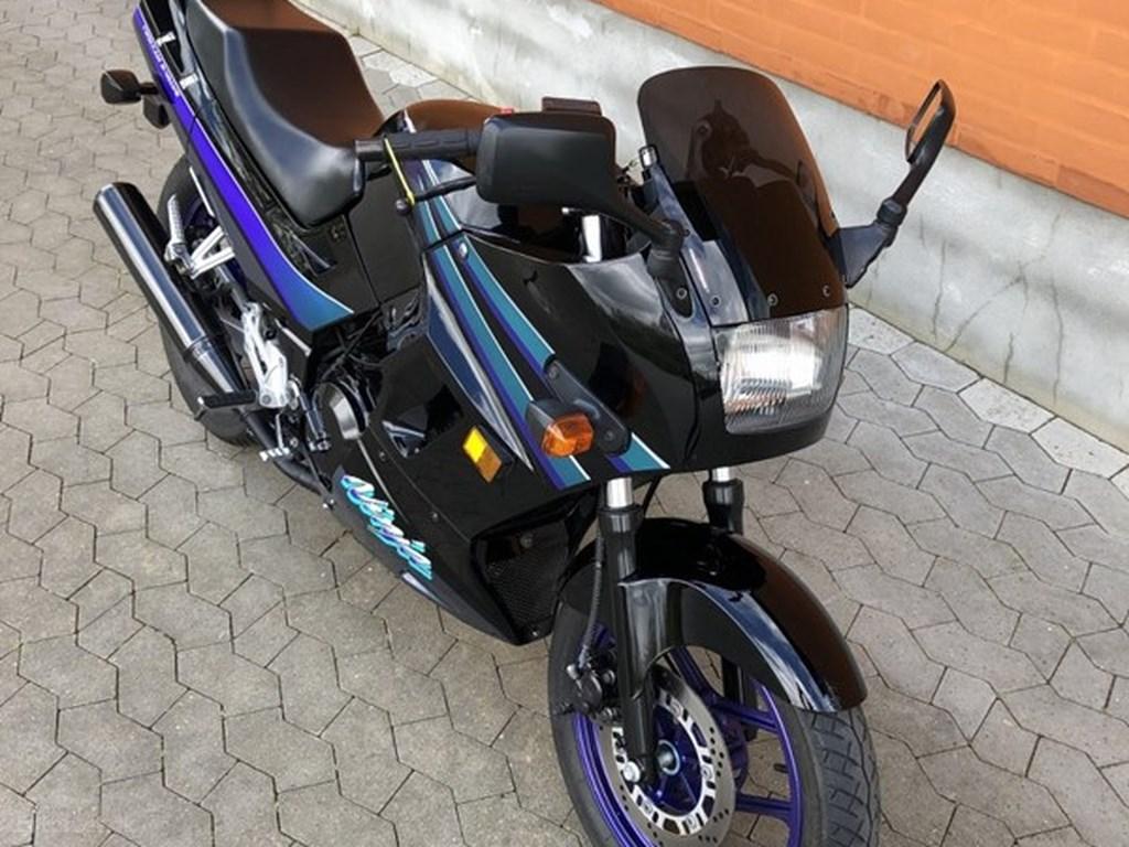 Kawasaki GPX250 1998